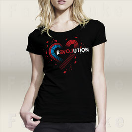 Fancyduke T-Shirt Design rEVOLution - Love!