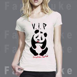 Fancyduke T-Shirt Design - V.I.P  - Very Important Panda