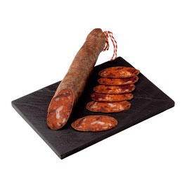 Chorizo Pata Negra, de Bellota Ibérico o de Cebo Ibérico, Salamanca, 100g