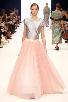 PRINCESA Rose Tulle Skirt