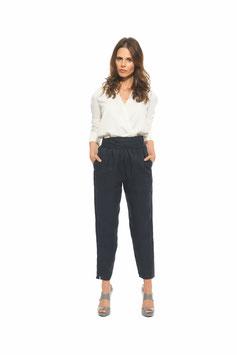 Pants ALEGRIA Linen blue