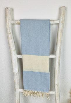 Hamamtuch Elmas blau