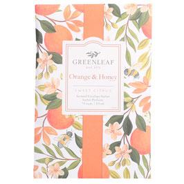 GREENLEAF Duftsachet Orange & Honey 115ml