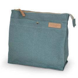 Canvas Toilet Bag Large Mano Jade