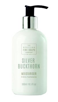SCOTTISH FINE SOAPS SILVER BUCKTHORN Feuchtigkeitscreme 300ml