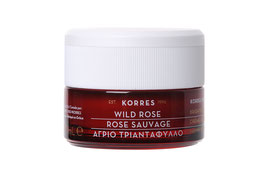 Wild Rose - Tagescreme für strahlenden Teint und ideal bei ersten Falten - normale bis Mischhaut 40ml