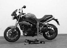 Zentralständer Triumph Speed Triple Modell 2011 - 2014
