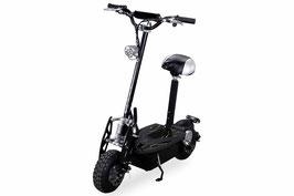 E-Scooter, 1000 Watt, 48 Volt mit Licht und Freilauf - Versandkostenfrei!
