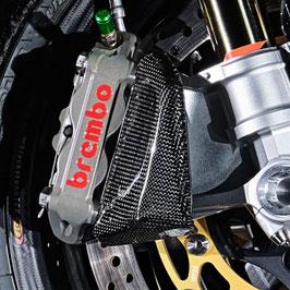 MOTOCOACH Standart Bremszangen Kühlsystem
