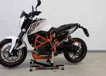 Zentralständer KTM 690 SuperDuke/R (Duke 4) ab Modell 2012