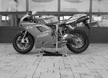 Zentralständer Ducati 1098/1198