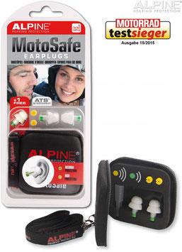 ALPINE MOTOSAFE - Gehörschutz für Motorradfahrer