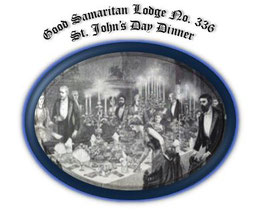 St. John's Day Banquet Reservation
