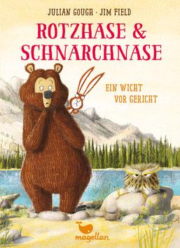 Rotzhase & Schnarchnase – Ein Wicht vor Gericht – Band 3