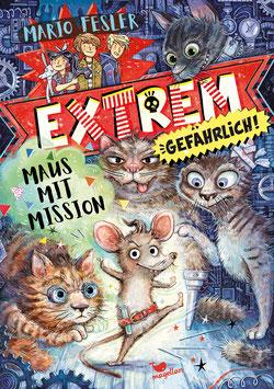 Extrem gefährlich! Maus mit Mission - Band 1