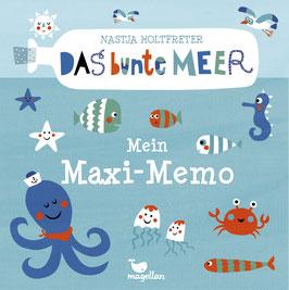 Das bunte Meer – Mein Maxi-Memo