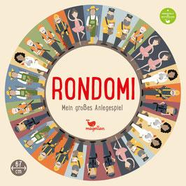 Rondomi – Mein großes Anlegespiel – Berufe