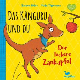 Das Känguru und du - Der leckere Zankapfel - Band 2