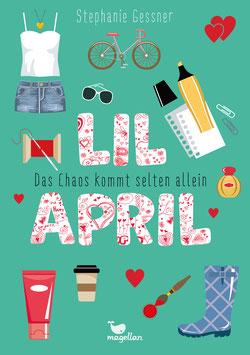 Lil April - Das Chaos kommt selten allein - Band 3