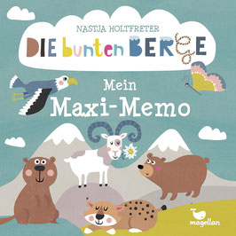 Die bunten Berge – Mein Maxi-Memo