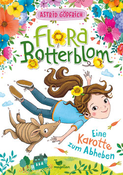 Flora Botterblom - Eine Karotte zum Abheben - Band 2
