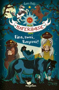 Die Haferhorde – Eins, zwei, Ponyzei! – Band 11