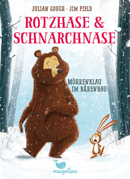 Rotzhase & Schnarchnase - Möhrenklau im Bärenbau - Band 1