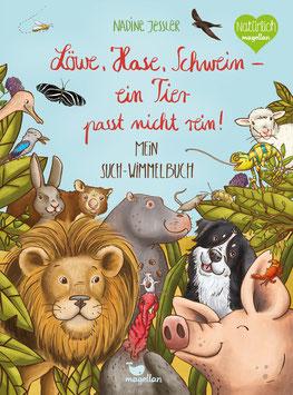 Löwe, Hase, Schwein – ein Tier passt nicht rein!