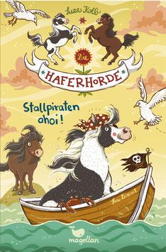 Die Haferhorde – Stallpiraten ahoi! – Band 5
