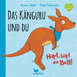 Das Känguru und du - Hüpf, hüpf ins Bett! - Band 1