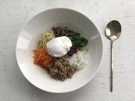 奥村千文のお料理教室 「ピビンバの会」