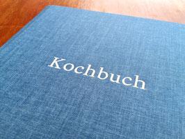 KOCHBUCH - personalisiert