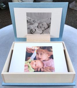 FOTOBOX zur Geburt