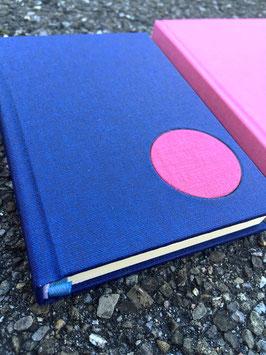 Notiz-/ Tagebuch PUNKT div. Formate
