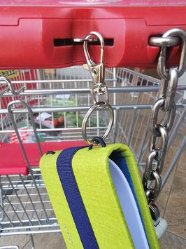 Einkaufszettel - nachfüllbar - inkl. Prägung