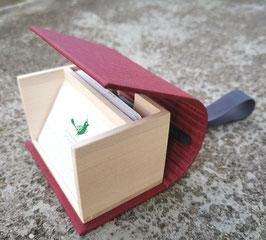 Visitenkarten-Box DELUXE