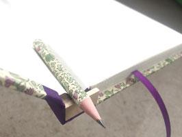 """SET BUCHBINDEN """"TUTTO PRONTO"""" raffiniert mit versenkbarem Stift, geschlossene Rückenbindung"""