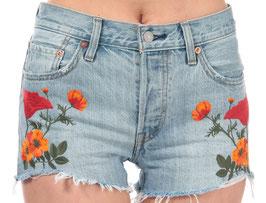 LEVI´S 501 Damen Shorts, Original Fit