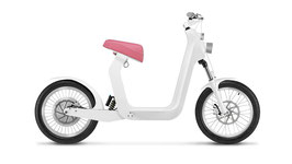 Moto eléctrica para adultos Xkuty One NEGRA 90 km de autonomía, vel. max. 50 km/h