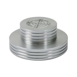 Plattenspieler-Stabilizer Auflagegewicht PST300 silber