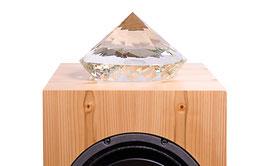Biophotone Diamant XXL für Lautsprecher