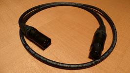 Van Damme Digi AES/EBU 110-Ohm black