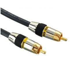 Monster Cable Digital Coax 250 DCX 1m