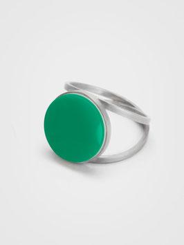 Ring Achat Grün