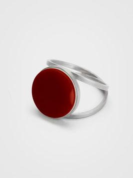 Ring Achat Rot