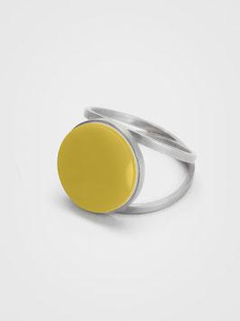 Ring Achat Gelb