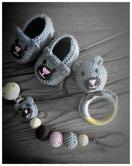 "Amigurumi ""3er Set Bär"" Art. 0078"