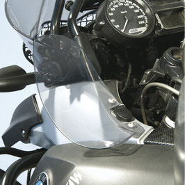 Wind deflectors, flaps BMW R1200GS + Adventure
