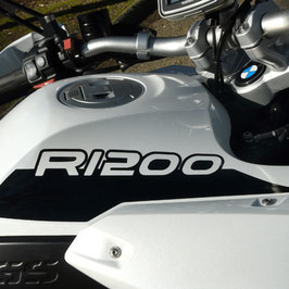Sticker R1200 for GS models from 2004-2007