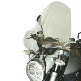 High windshield BMW R1200R up to 2010